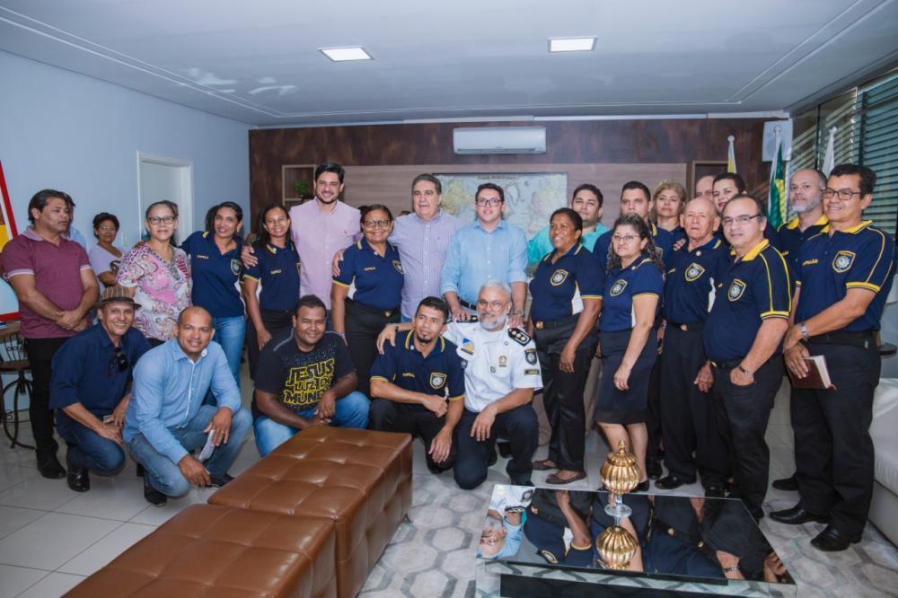 Prefeito Laurez sanciona Leis que instituem a Capelania Voluntária e os dias do Pastor e do Capelão em Gurupi