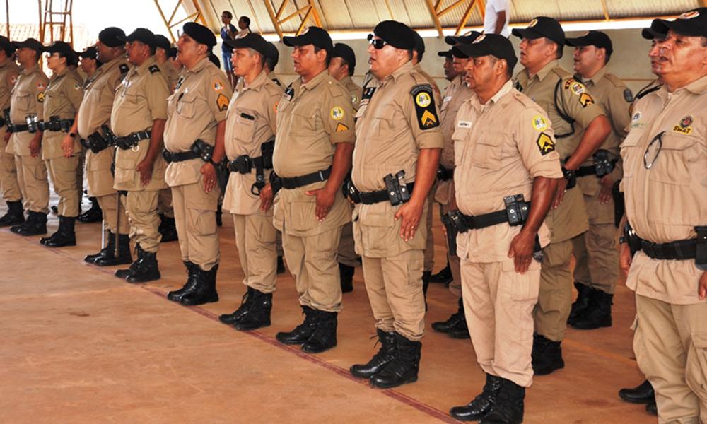 Mauro Carlesse encaminhou à Assembleia Legislativa, o Projeto de Lei que altera a idade de ingresso na Polícia Militar e Corpo de Bombeiros Militar para 32 anos - Crédito: Governo do Tocantins